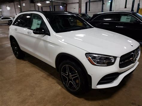 Does this sound familiar to you? New 2021 Mercedes-Benz GLC 300 4MATIC SUV   Polar White 21-227