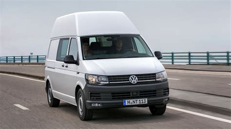 2016 Volkswagen T6 Transporter, Caravelle and Multivan