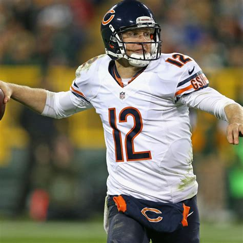 josh mccowns instant fantasy reaction  jay cutlers