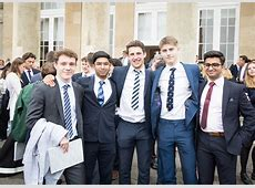 Upper Sixth Leavers' Valedictory Service and Celebration