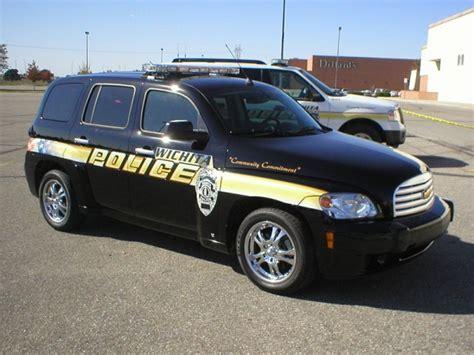 hhr police car chevy hhr network