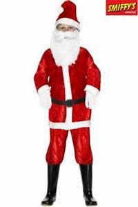 Tenue De Pere Noel : tenue mini p re no l deguisement enfant no l enfant le ~ Farleysfitness.com Idées de Décoration