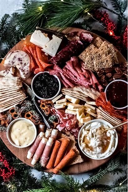 Charcuterie Board Holiday Meats Cheese Elegant Wanderlust