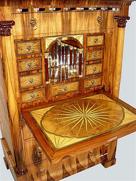 unique furniture antiques for sale unique imperial vienna biedermeier style desk for sale