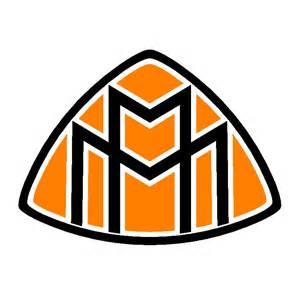 Maybach Car Logo