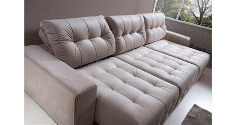 sofá retratil verde sof 225 4 lugares retr 225 til reclin 225 vel bege metris m 243 veis