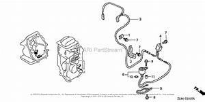 Honda Engines Gc135 Wme2 Engine  Jpn  Vin  Gcaj