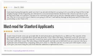 stanford admission essay
