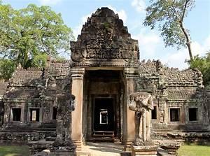 Preah Khan & Preah Neak Pean ☆ Angkor, Cambodia - Chuzai