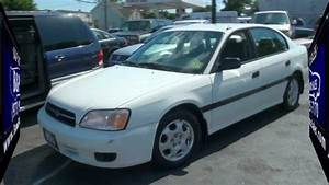 2000 Subaru Legacy L Sedan