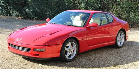 This vehicle is about $12,800 less than the average price for a 2000 ferrari 456 for sale in the united states. Classic SOLD - Ferrari 456 GT Manual (UK RHD) for sale - Classic & Sports Car (Ref Dorset)