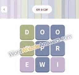 Boats Word Whizzle by Word Whizzle Level 87 Answers King