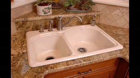 cast iron kitchen sinks for enameled cast iron kitchen sinks 9382