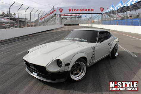 Datsun 240z Wide Fender Flare Kit N-style Custom
