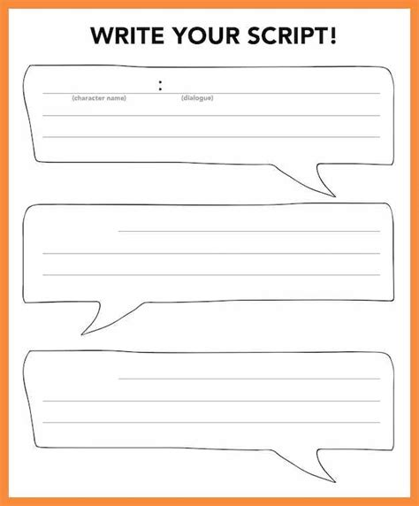 play writing template 7 8 play script template bioexles