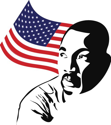 Martin Luther King Clipart Mlk Day Clip Clipart Best