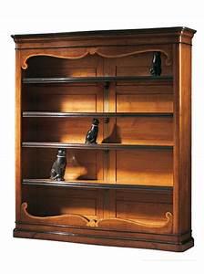 Libreria con ripiani regolabili : Mobili librerie classiche ed in stile e