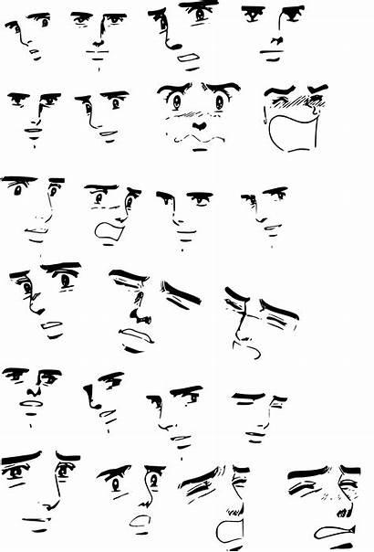 Yaranaika Anime Drawing Expressions Facial Hentai Faces