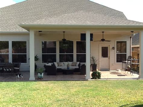 Patio Cover Designs by 22 Patio Cover Designs Ideas Plans Design Trends