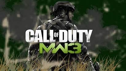 Cod Mw3 Duty Call Wallpapers Warfare Modern