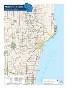 Manitowoc County Wisconsin Map