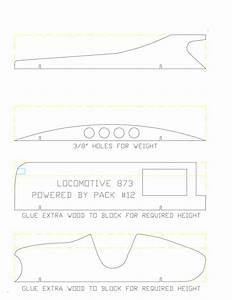 best photos of free templates to print pinewood derby car With free pinewood derby car design templates