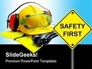 safety first construction powerpoint backgrounds and With health and safety powerpoint templates