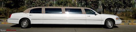 Limozin Car For Rent by Pics Lincoln Stretch Limo In Mumbai Team Bhp