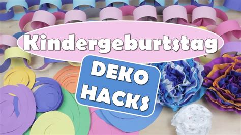 1 kindergeburtstag deko kindergeburtstag deko hacks diy dekoration geburtstag deko tipps