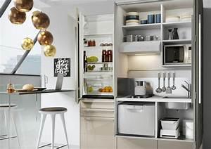 cuisine pour studio comment l39amenager With cuisine equipee pour petit espace