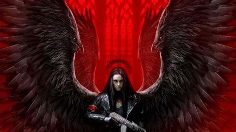 suicide weapons fantasy art warriors archangel angel
