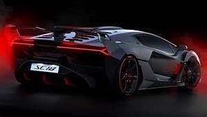 Video, Noul, Lamborghini, Sc18, Alston