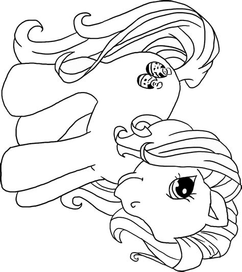 Coloring Pages by My Pony Coloring Pages Birthday Printable