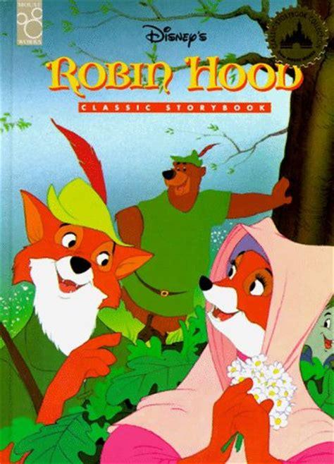 robin hood disneys classic storybook  walt disney