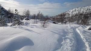 Preikestolen winter hike