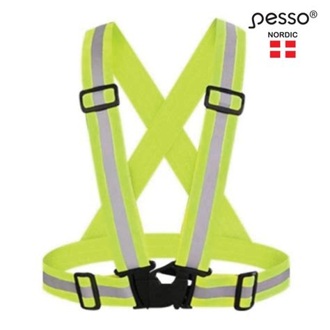 Augstas redzamības Bikšturi Pesso - Jostas/bikšturi - Darba apģērbu katalogs - Ļoti plašs ...