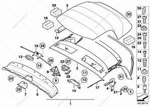 Bmw Z4 Convertible Top Parts