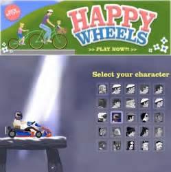 Unblocked Games Happy Wheels 2