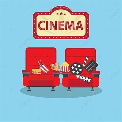 Cinema Icon Premium Kino Freepik Movie Chair