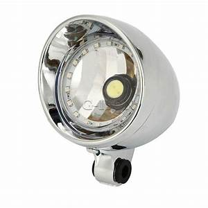 Quot motorcycle led spot light for harley davidson electra