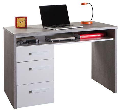 basika bureau bureau mipiace beton structure blanc brillant