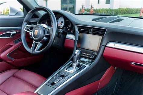 That's 20 more horsepower for both models. Used 2017 Porsche 911 Carrera S For Sale ($89,900) | Marino Performance Motors Stock #155243