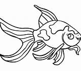 Coloring Pages Fishing Tuna Fish Drawing Bowl Goldfish Rod Printable Coral Pole Reef Easy Template Realistic Getcolorings Clipartmag Simple Colorin sketch template