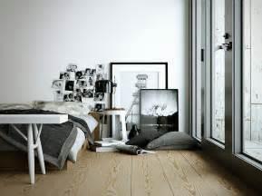 interior designing of home monochrome bedroom interior design ideas