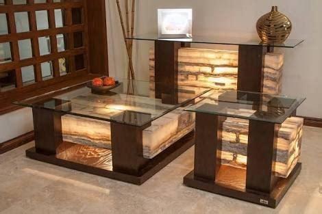 juego de muebles hogar sala onix madera minimalista