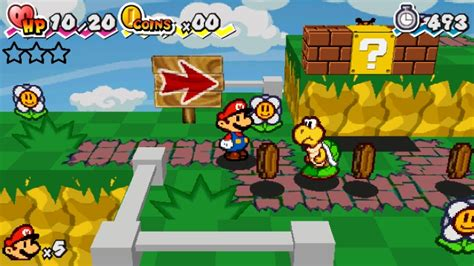 paper mario fan game 5 mario fan games that you totally need to play page 6