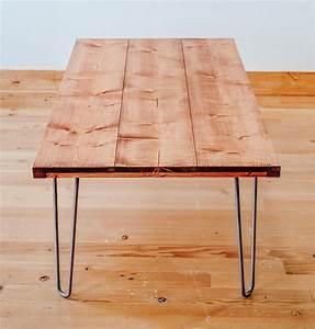 Hairpin Legs Baumarkt : diy hairpin leg coffee table dunn diy ~ Frokenaadalensverden.com Haus und Dekorationen