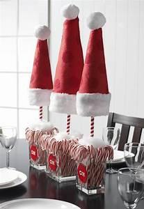 Deco Noel A Faire Soi Meme : decoration de table noel a faire soi meme ~ Melissatoandfro.com Idées de Décoration