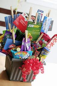 30th Birthday Gift Basket Ideas