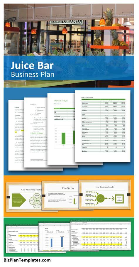 juice bar business plan    wanted  start